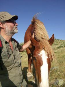 graeme and horse