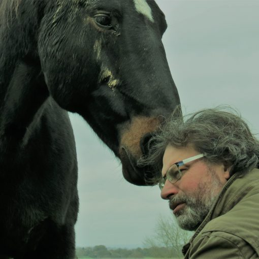Graeme and horse 1
