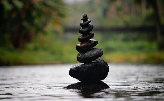 zen stones - from pexels.com